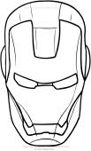 Desenhos do Capitan America 파라 컬러