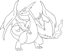 Desenhos Doi Pokemon Primera Geracao Para Colorir