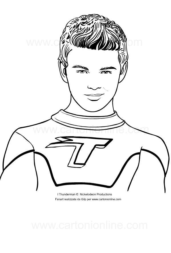 Dibujos de Max Thunderman para