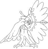 Pokemon Kleurplaten Silvally Dibujos Dei Pok 232 Mon S 233 Ptima Generaci 243 N Para Colorear