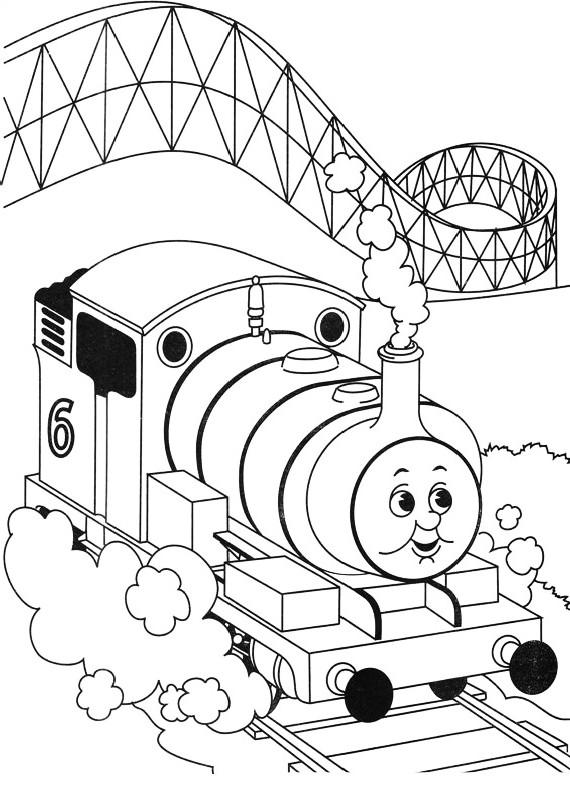 Lujo Thomas Y Amigos Para Colorear Percy Imágenes - Ideas Para ...
