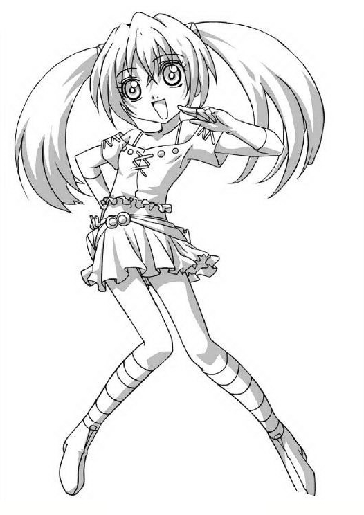 Desenho 22 de Bakugan para imprimir e colorir