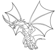 Printable Bakugan Coloring Pages For Kids | 170x188