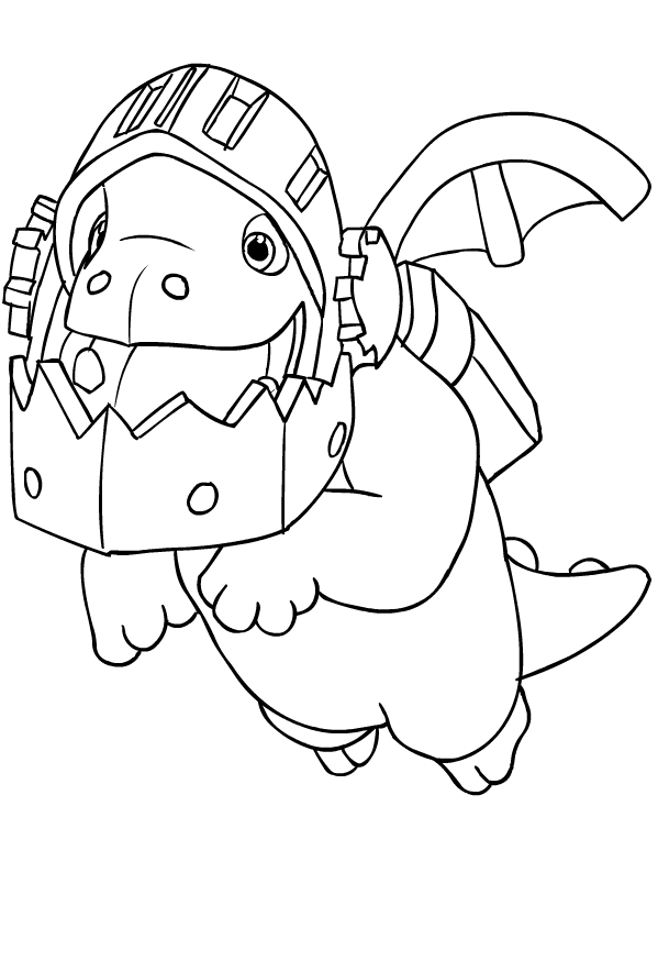 Coloring Pages For Kids Clash Royale - coloring pages