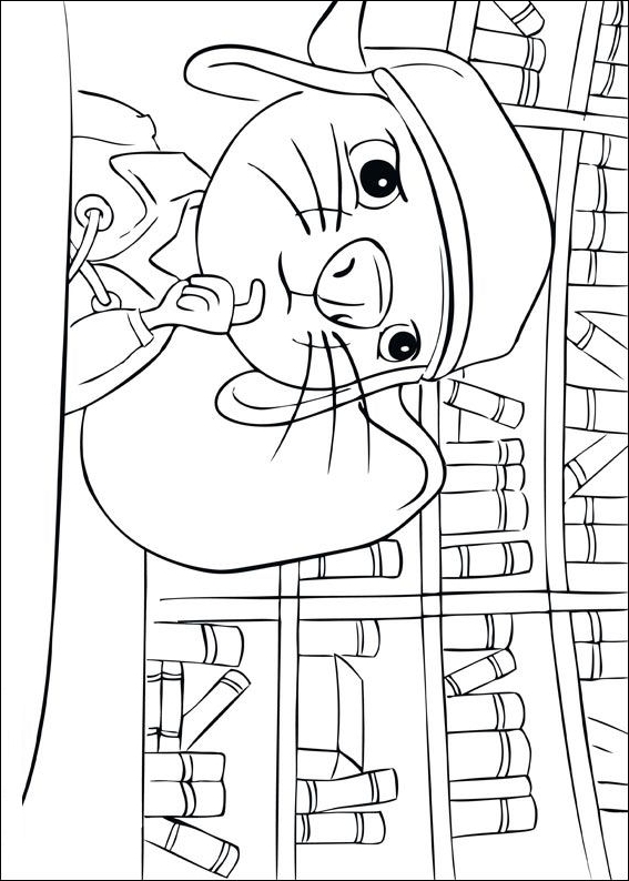 The Tale Of Despereaux Coloring Pages: Even More The Tale Of ... | 794x567