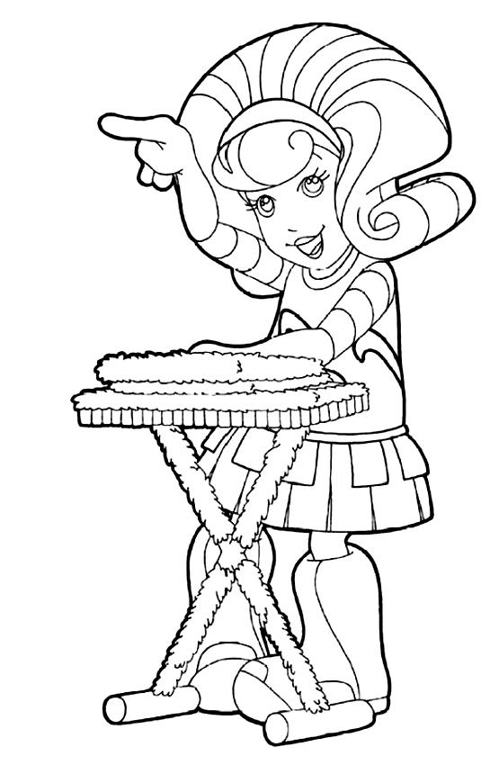 Suunnittelu 2 from Doodlebops värityskuvat tulostaa ja värittää