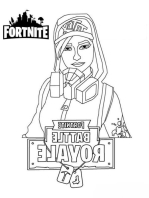 Disegni Di Fortnite Da Colorare