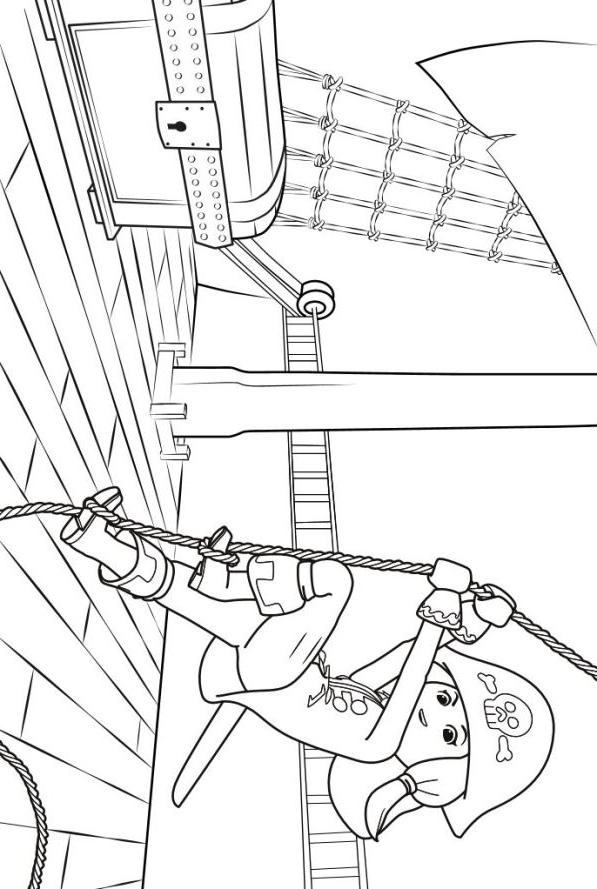 Ausmalbilder 6 Playmobil Super 4