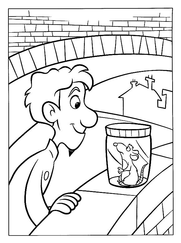 Coloriage 15 De Ratatouille