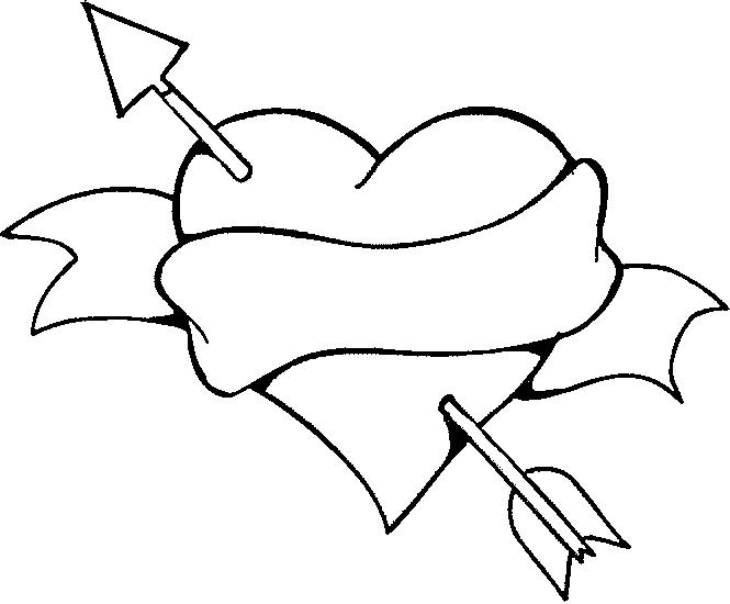 Desenho 6 De Dia Dos Namorados Para Colorir