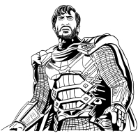 Spider Man Far From Home Coloring Page