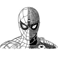 Desenhos De Homem Aranha Longe De Casa Para Colorir