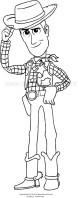 Dibujos De Toy Story 4 Para Colorear