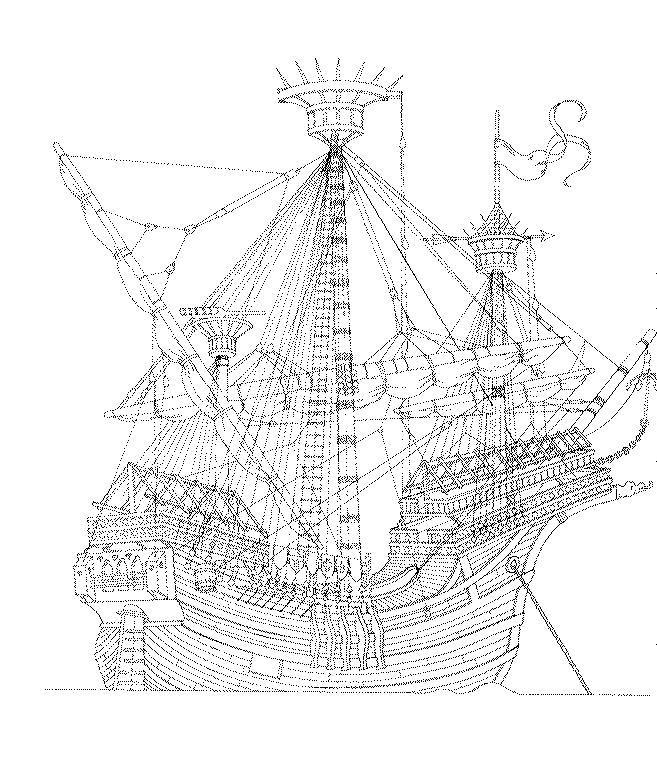 Suunnittelu 2 from veneet värityskuvat tulostaa ja värittää