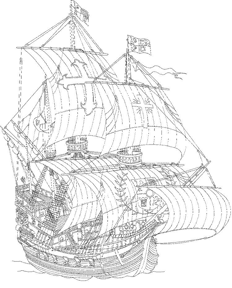 Suunnittelu 5 from veneet värityskuvat tulostaa ja värittää
