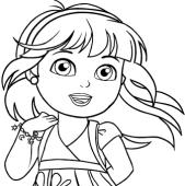 Cartoni animati e fumetti online for Disegni regal academy da colorare