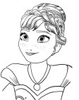 アンナによる描画-冷凍