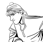 クリストフ-冷凍画