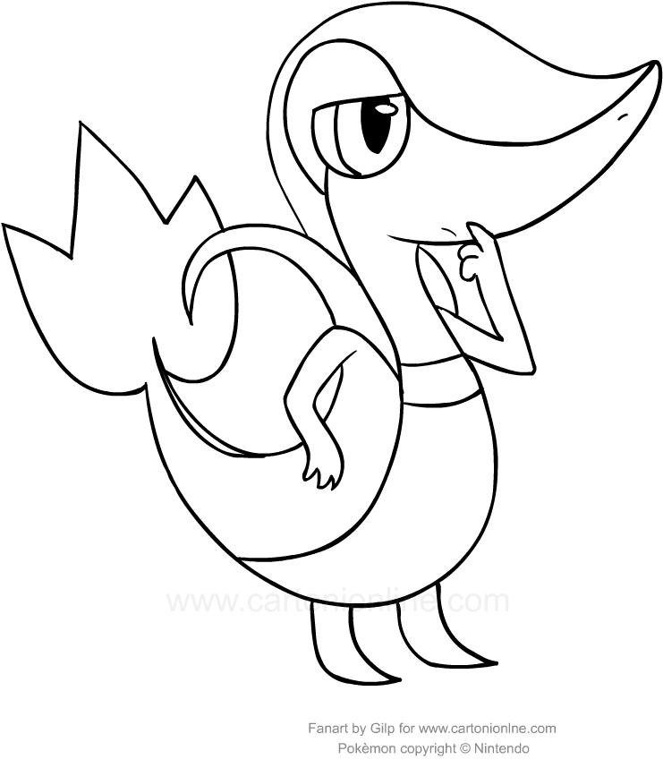 Disegni Di Pokemon Da Colorare Gratis E Da Stampare
