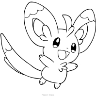 Pokemon Coloring Pages - Get Coloring Pages   198x198