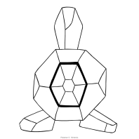 Desenhos Doi Pokemon Quinta Geracao Para Colorir