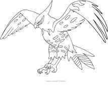 Disegni dei pok mon sesta generazione da colorare for Pokemon da colorare e stampare