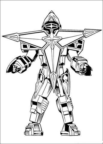 Disegni Da Colorare Power Rangers
