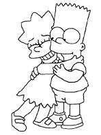 Desenhos De The Simpsons Para Colorir