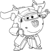 Disegni dei super wings da colorare for Disegni da colorare super wings