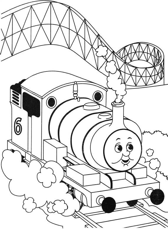 Percy entrena para imprimir y colorear