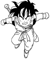 Disegni Di Dragon Ball Da Colorare