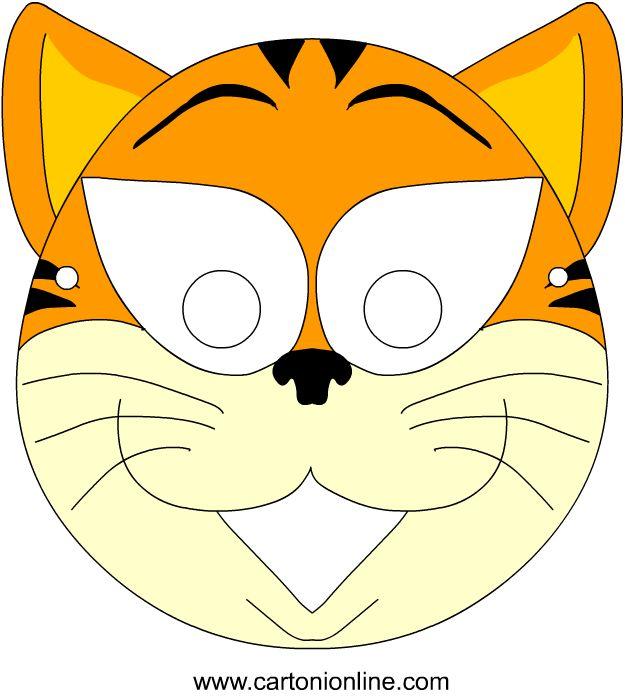 Kitten mask