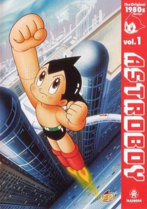 Astroboy animerade serier