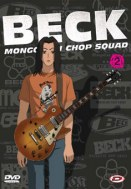 Beck dvd. Mongolisk Chop Squad