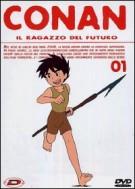DVD Conan, o garoto do futuro