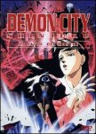 dvd Demon City Shinjuku - La ciudad de los monstruos