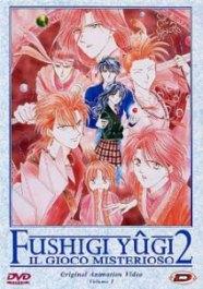 DVD Fushigi Yugi