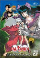 dvd Inuyasha la pelicula