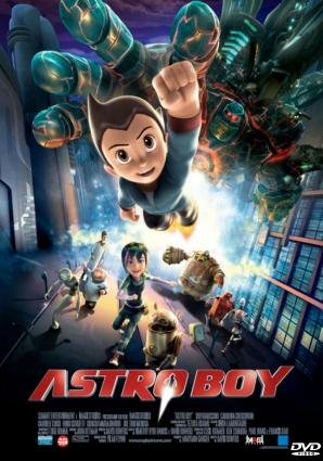 DVD Astroboy filmen
