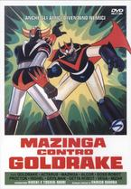 DVD Mazinger