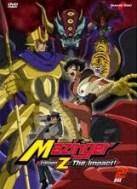 DVD Mazinger Edition Z