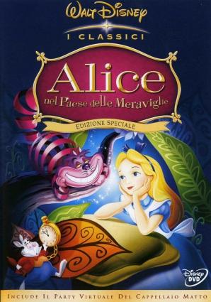 DVD不思議の国のアリス