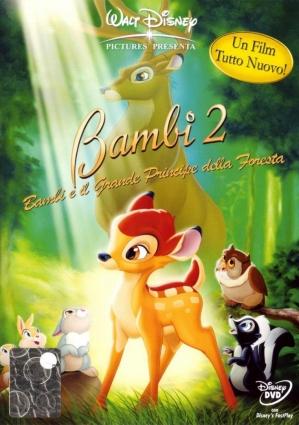 DVD Bambi 2