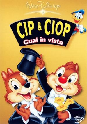 dvd Cip og Ciop