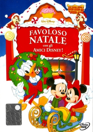 dvd Fabulous Christmas with Disney friends