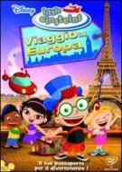 DVDリトルアインシュタイン-ヨーロッパ旅行