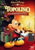 dvd Mickey en de magie van Kerstmis