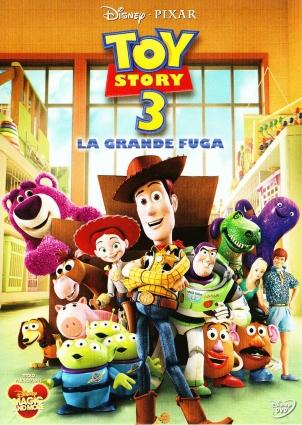 DVD Toy Story 3 - A grande fuga