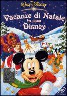 dvd férias de Natal na casa da Disney