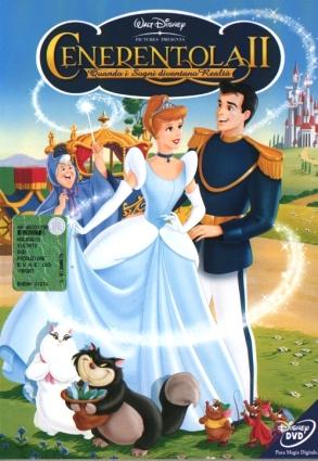 Dvd Cinderella 2 - Quand les rêves deviennent réalité